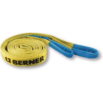 Lifting belt, 6 m, 3000 kg, yellow