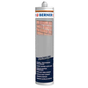 Acrylaat snelcement Beige 310ML