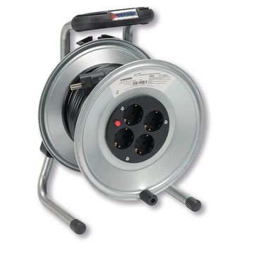 Cable Drum 3Gx1.5 IP20 with steel drum and PVC cable