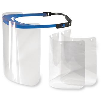 Kit pour protection faciale
