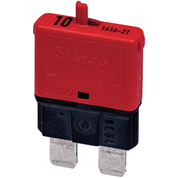 Automatic fuse Normal 10A red