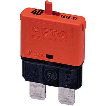 Automatic fuse Normal 40A orange