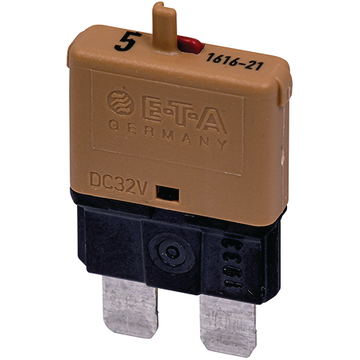 Automatic fuse Normal 5A tan