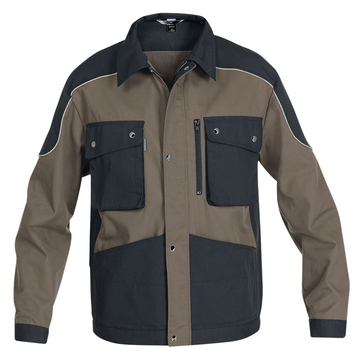 Waist Jacket Profession Brown
