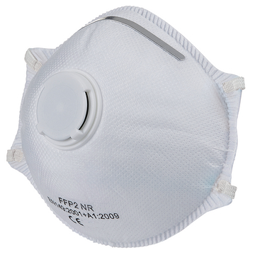 Fine dust mask FFP2 Valved
