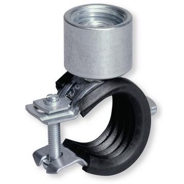 1 1//2 25 St/ück Rohrschellen Gelenkrohrschellen 44-49 mm