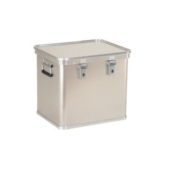 Transportkiste,50l,Alu,HxLxB 398x457x370mm,stapelbar
