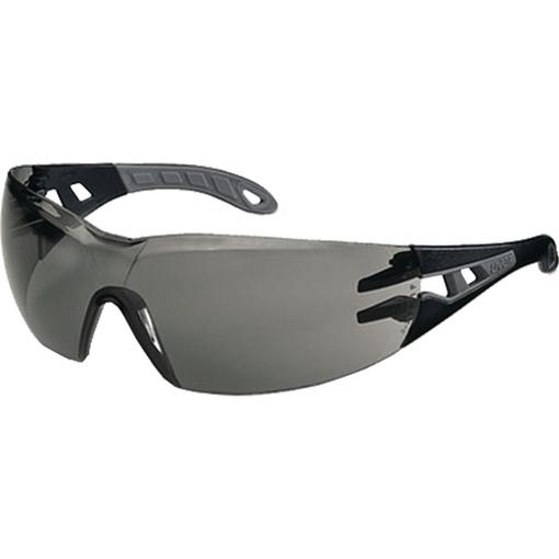 Schutzbrille Pheos Gläser getönt Farbe: schwarz