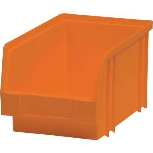 Lagerbox Gr. 4 orange