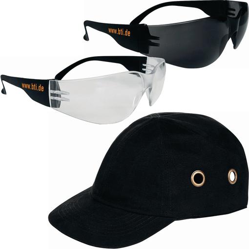 Set Schutzbrillen + Anstosskappe