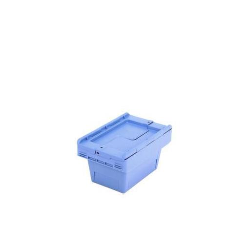 Mehrweg-Behälter,5l,HxLxB 170x310x200mm,PP,stapelbar,nestbar,verplombbar