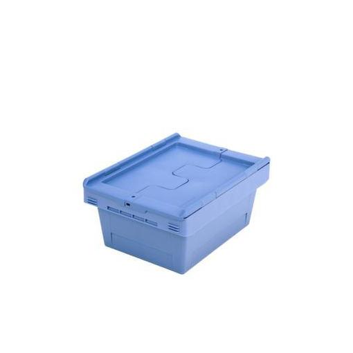 Mehrweg-Behälter,16l,HxLxB 190x410x300mm,PP,stapelbar,nestbar,verplombbar