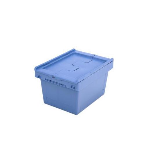 Mehrweg-Behälter,18l,HxLxB 240x410x300mm,PP,stapelbar,nestbar,verplombbar
