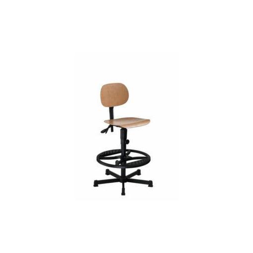 Arbeitsdrehstuhl,Sitz H 640-860mm,Buchenschicht...