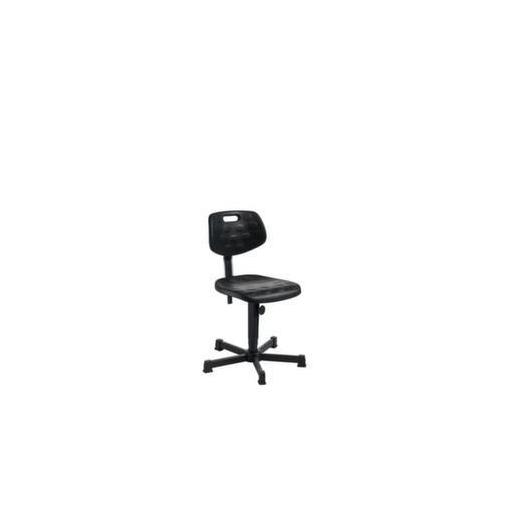Arbeitsdrehstuhl,Sitz H 470-660mm,PU-Sitz,Gleit...