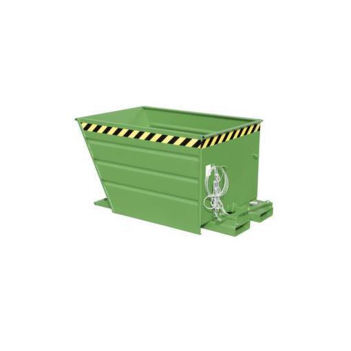Kipp-Behälter,1,1m³,HxBxT 890x1200x1440mm,Tragl...