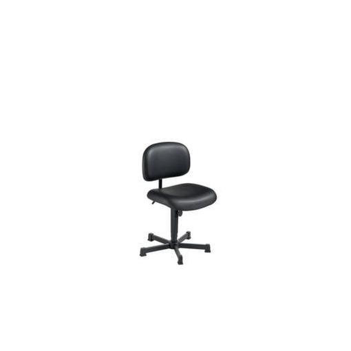 Arbeitsdrehstuhl,Sitz H 510-700mm,Kunstleder,Gl...