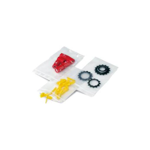 Druckverschluss-Beutel,PE,50 µm,LxB 400x300mm,n...