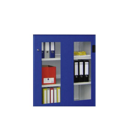 Sichtfenster-Türen,f.Schiebetürenschrank HxBxT 1000x1500x400mm,Mehrpreis