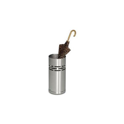 Schirmständer,19l,HxD 490x230mm,Edelstahl