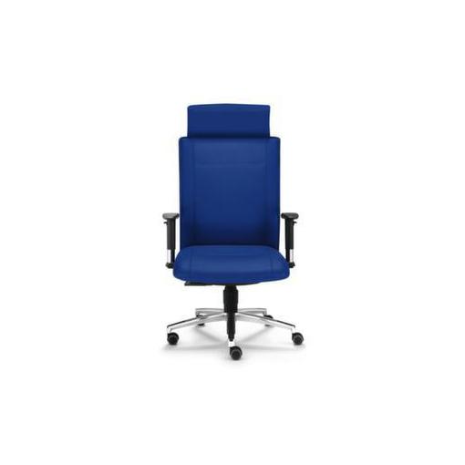 24-Stunden-Drehsessel,Stoff blau,Sitz HxB 410-5...