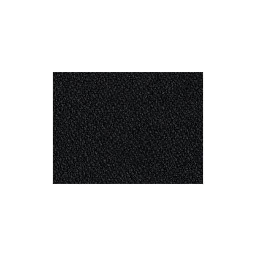 Besucherstuhl,Stoff schwarz,Sitz HxBxT 480x450x480mm,4-Fuß