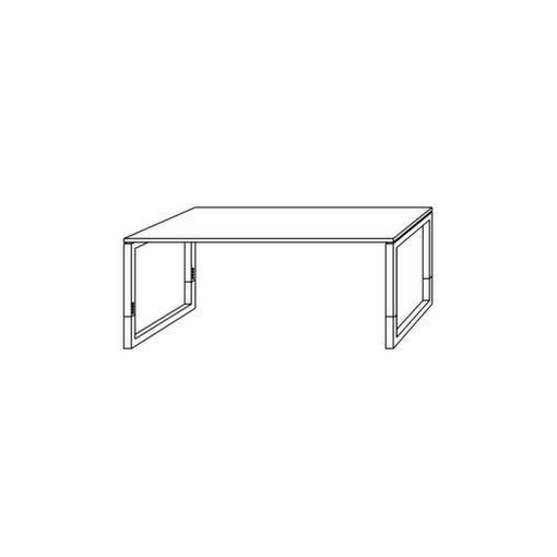 Schreibtische,HxBxT 650-850x1800x800mm,Platte N...
