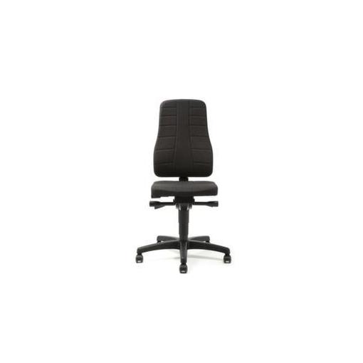 Arbeitsstuhl,Sitz Stoff,Sitz HxBxT 450-600x460x...